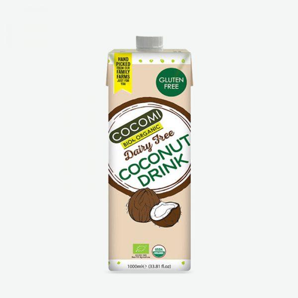 Cocomi Bio Organic Coconut Drink Dairy Free