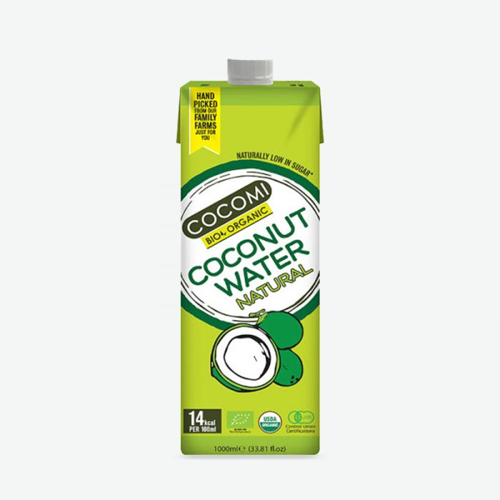Cocomi Bio Organic Coconut Water Natural
