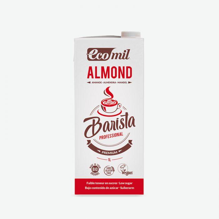 Ecomil Almond Milk Barista Professional