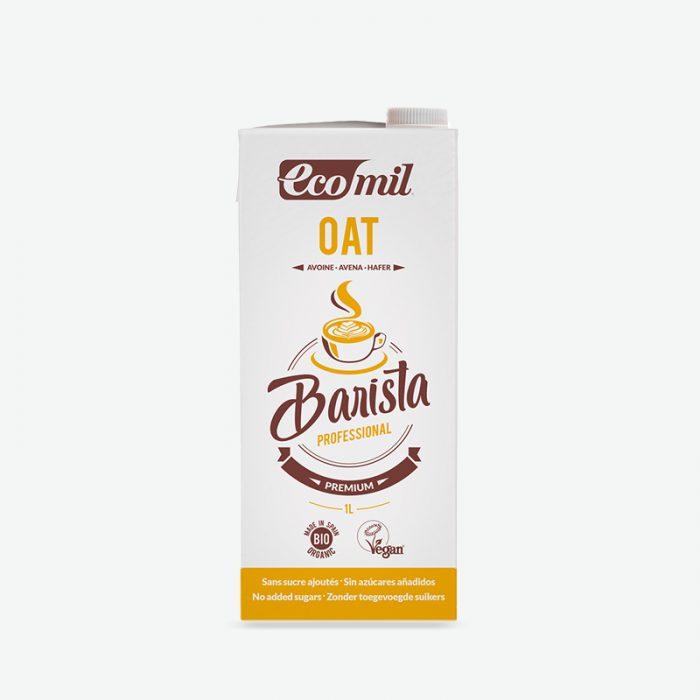Ecomil Oat Milk Barista Professional