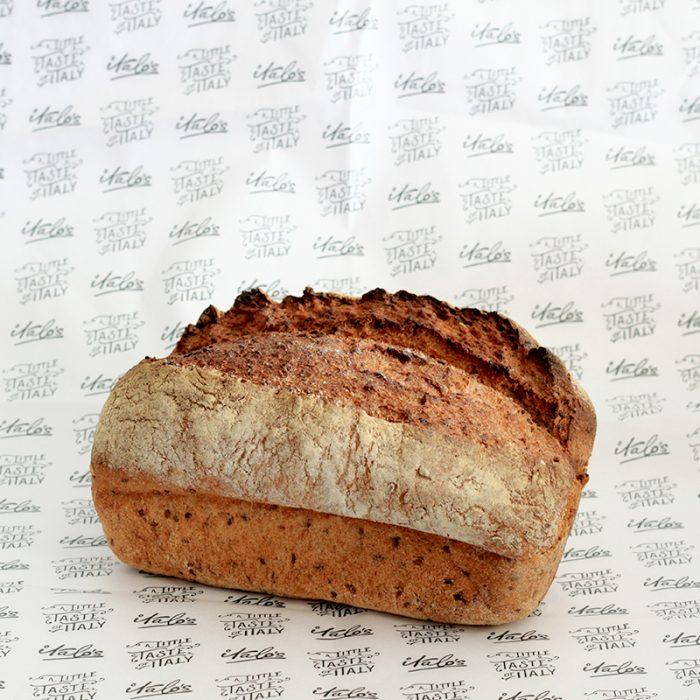 Rye loaf