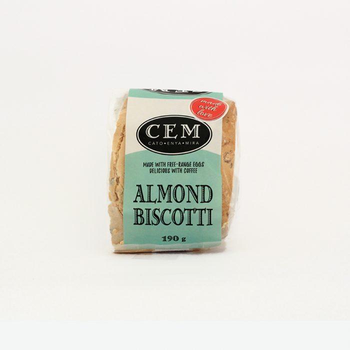 CEM Almond Biscotti
