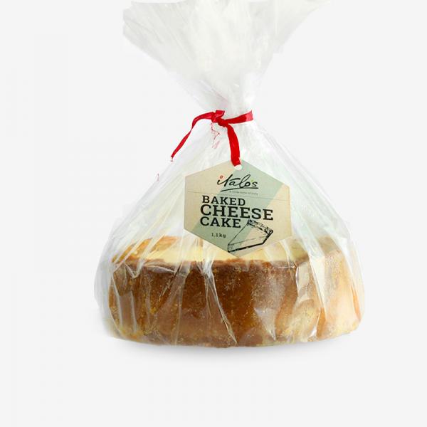 Italo´s Baked Cheesecake