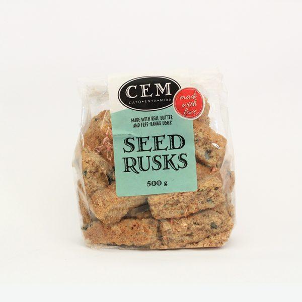 CEM Seed Rusks